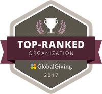 Global Giving Top-Ranked Organization 2017